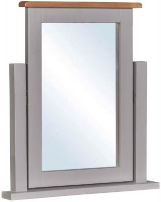 Homestyle GB Diamond Painted Rectangular Dressing Mirror