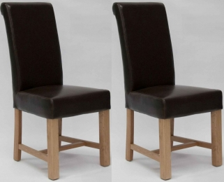 Buy Homestyle GB Opus Bycast Leather Tub Chair Brown