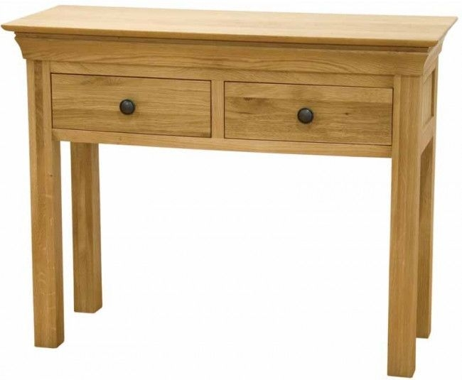 Homestyle GB French Oak Console Table