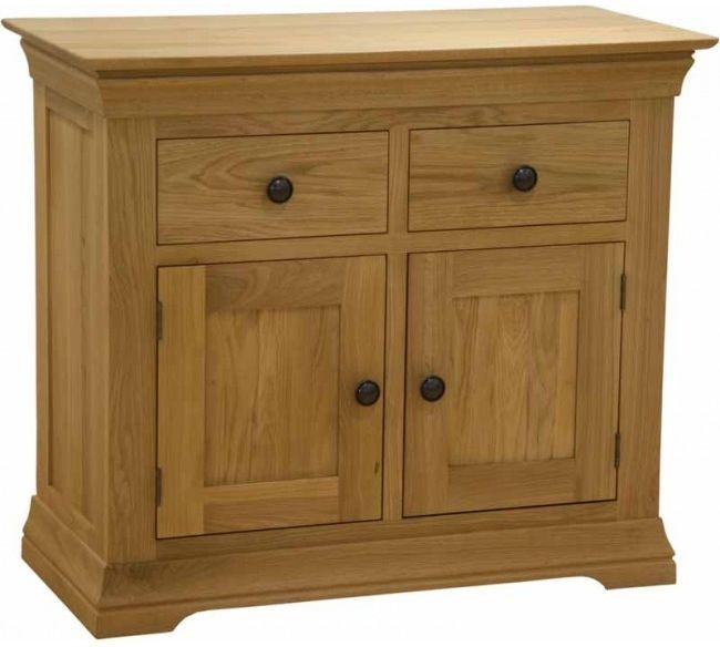 Homestyle GB French Oak Sideboard - Medium