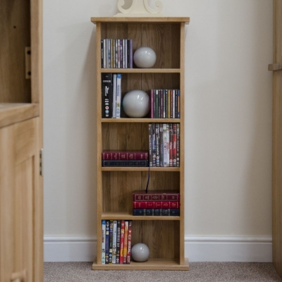 Homestyle GB Lyon Oak CD Tower