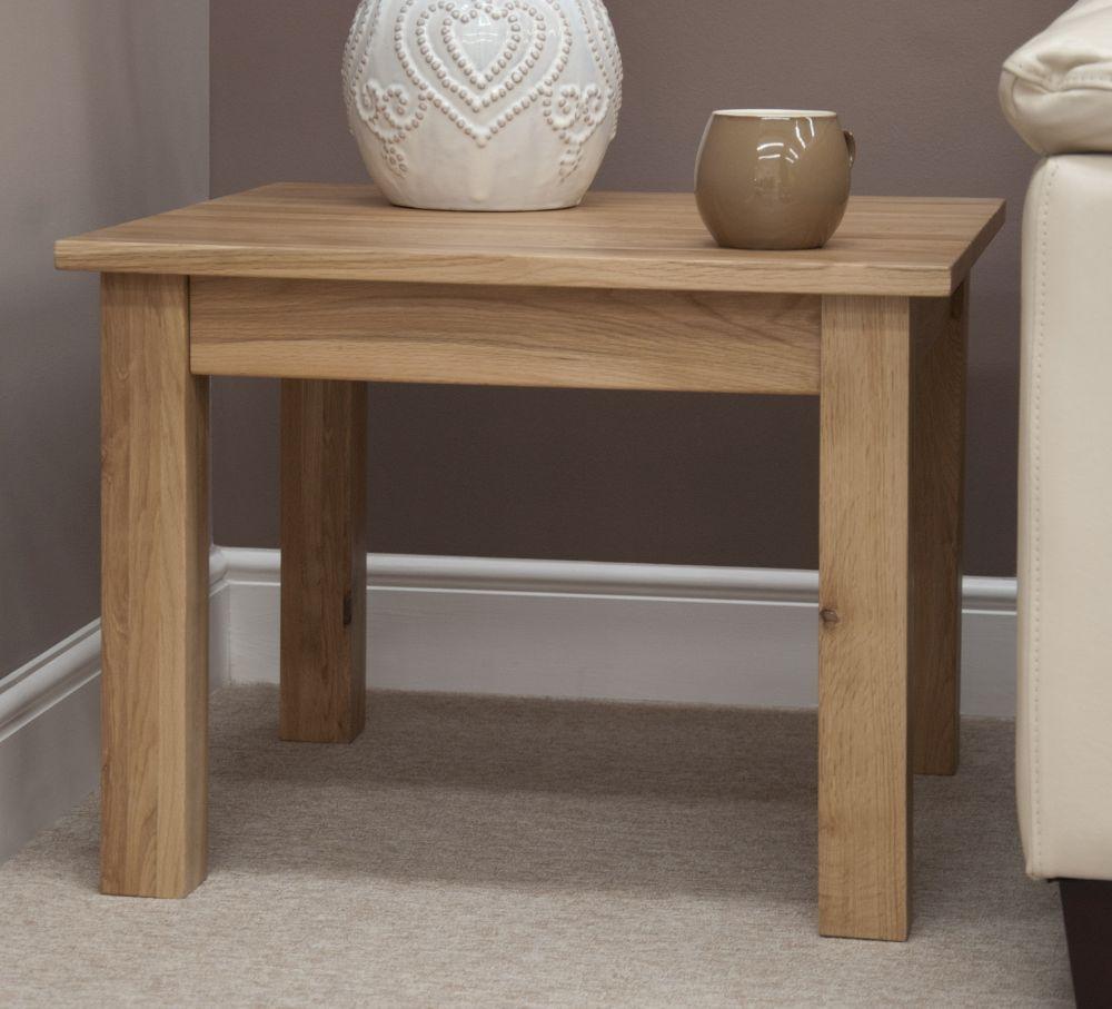 Homestyle GB Lyon Oak Small Coffee Table