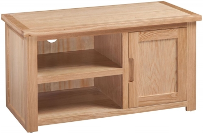 Homestyle GB Moderna Oak Small TV Cabinet