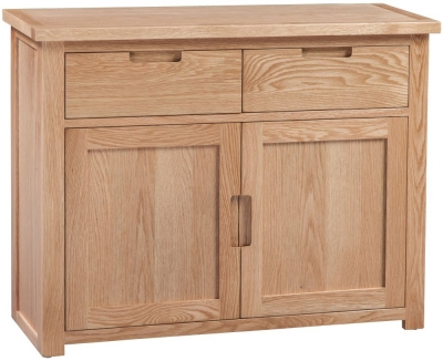 Homestyle GB Moderna Oak Small Sideboard