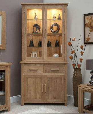 Homestyle GB Opus Oak Dresser - Small