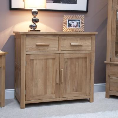 Homestyle GB Opus Oak Sideboard - Small