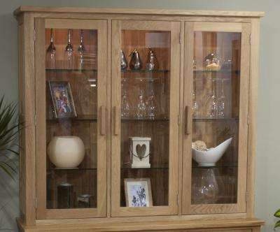 Homestyle GB Opus Oak Sideboard Top - Large