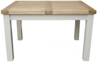 Homestyle GB Painted Deluxe Extending Dining Table