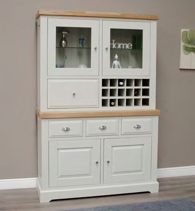Homestyle GB Painted Deluxe Dresser