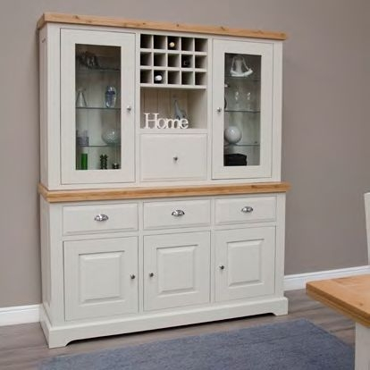 Homestyle GB Painted Deluxe Large Dresser
