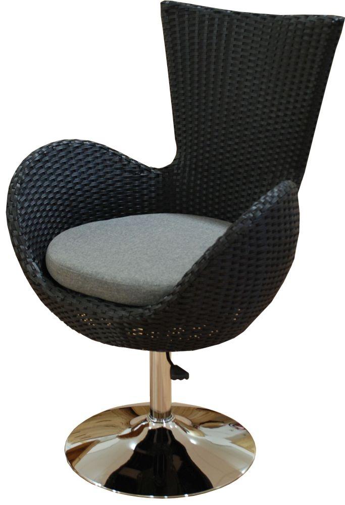 Homestyle GB Rattan Swivel Chair