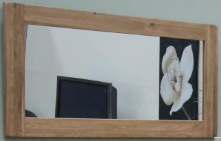 Homestyle GB Rustic Oak Mirror - Large