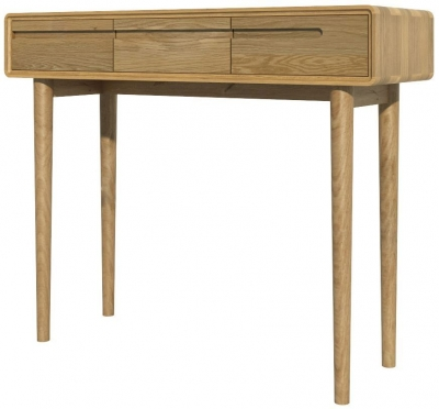 Homestyle GB Scandic Oak Hall Table
