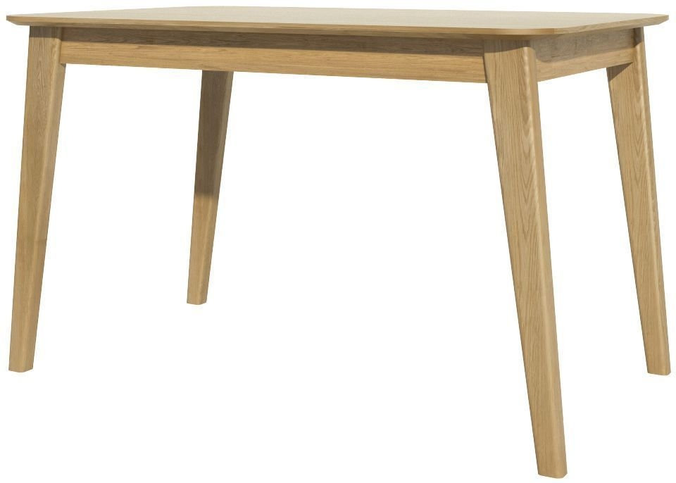 Homestyle GB Scandic Oak Dining Table