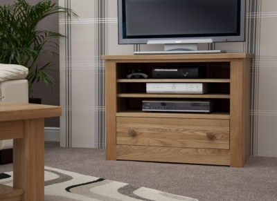 Homestyle GB Torino Oak TV Cabinet