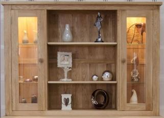 Homestyle GB Torino Oak Sideboard Top - Large
