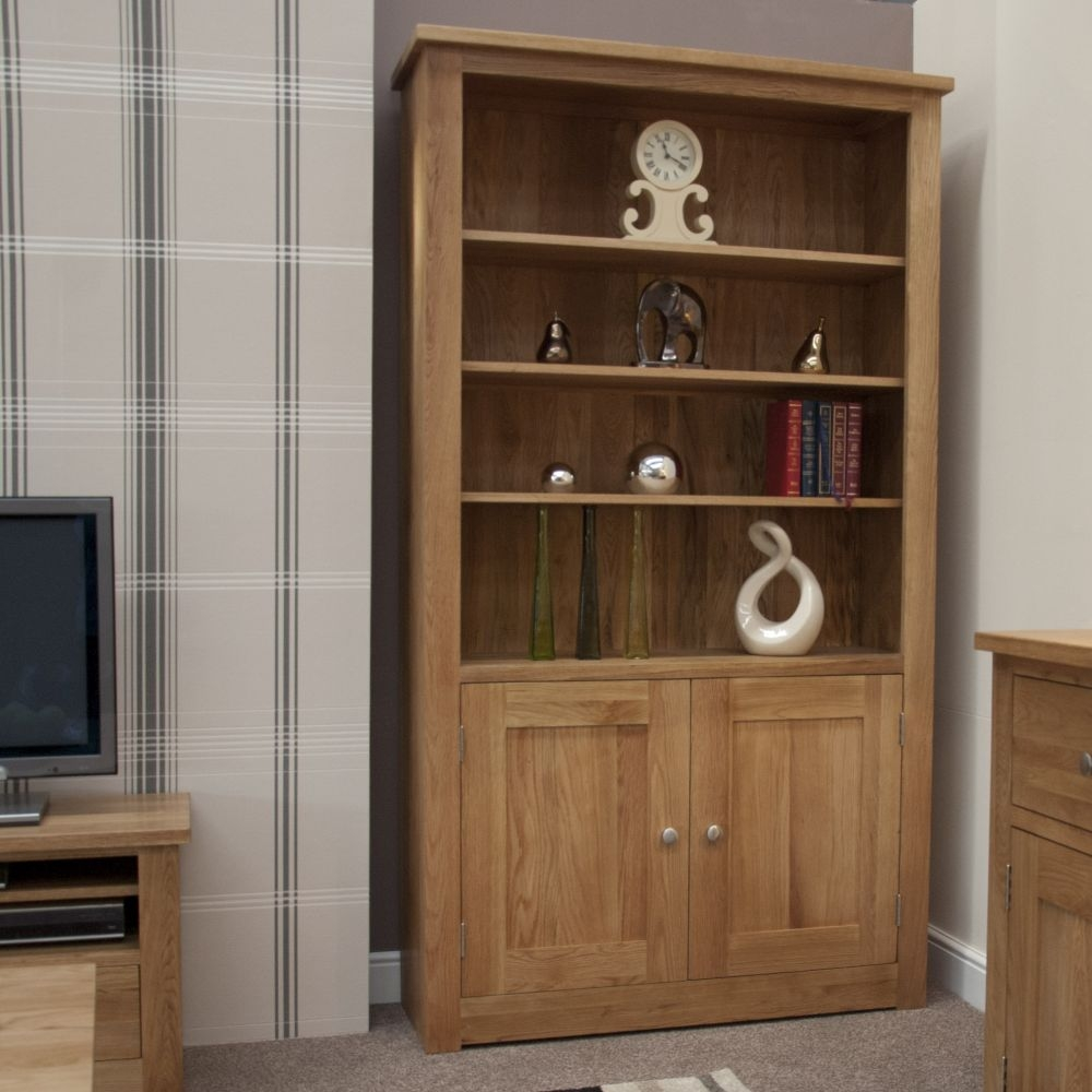 Homestyle GB Torino Oak Bookcase