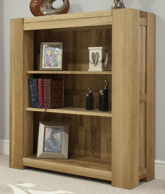 Homestyle GB Trend Oak Bookcase - Small