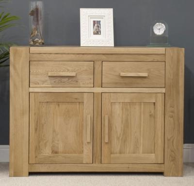 Homestyle GB Trend Oak Sideboard - Medium