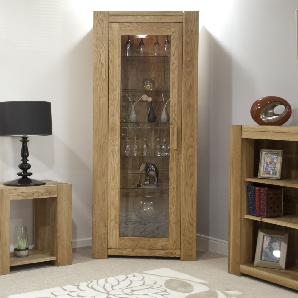 Homestyle GB Trend Oak 1 Door Bookcase