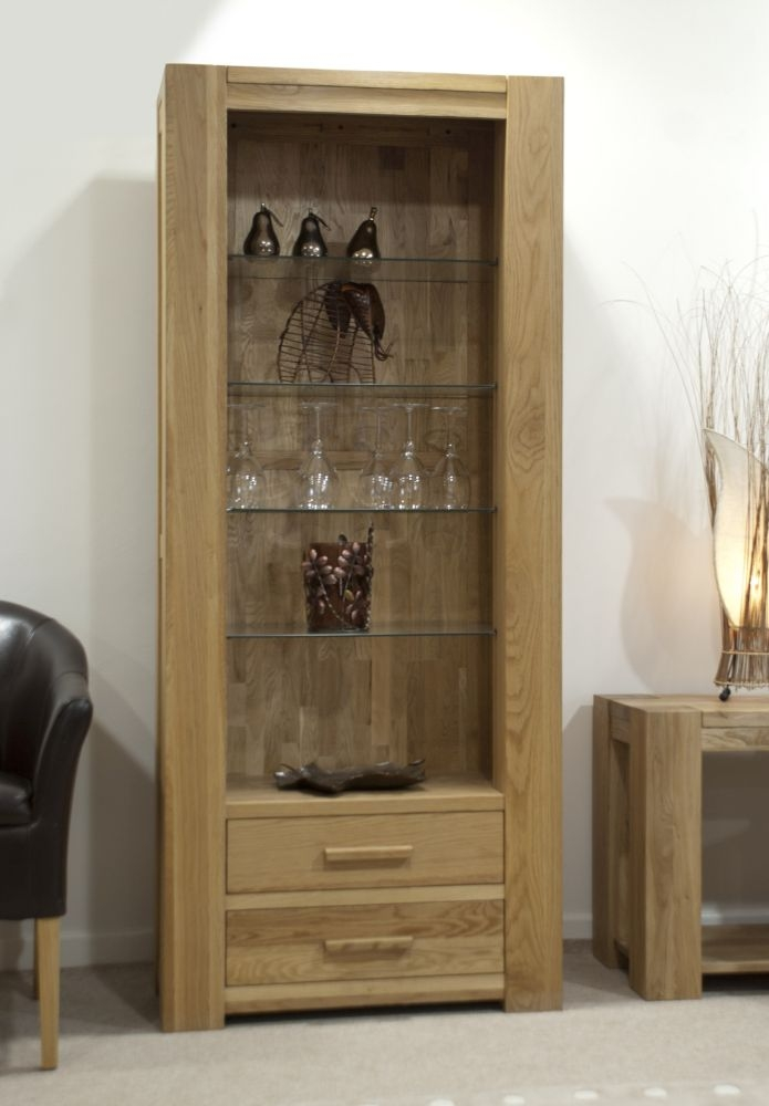 Homestyle GB Trend Oak Tall Bookcase