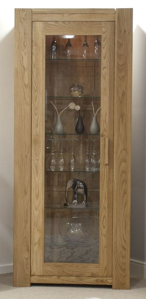 Homestyle GB Trend Oak Bookcase - 1 Door