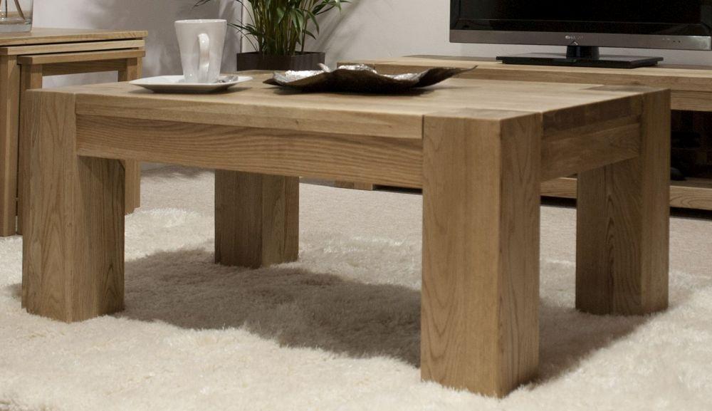 Homestyle GB Trend Oak Coffee Table - 4 x 2