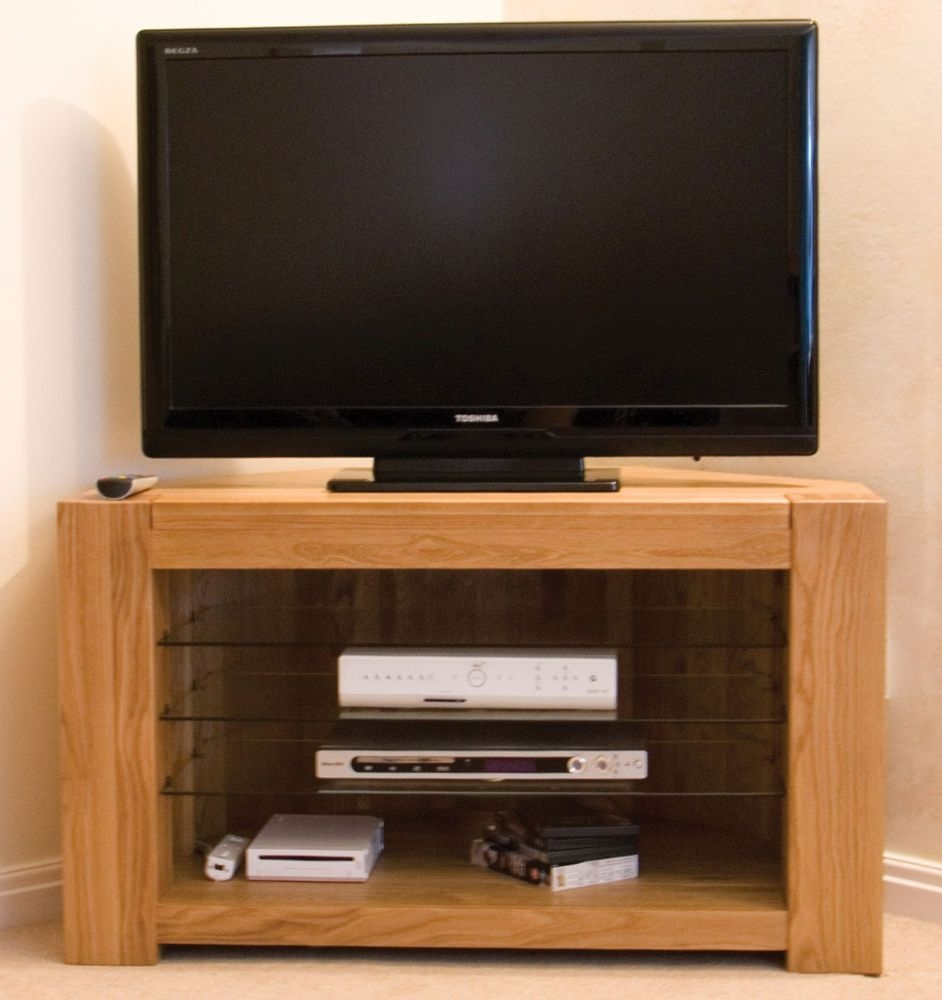 Homestyle GB Trend Oak TV Unit - Corner