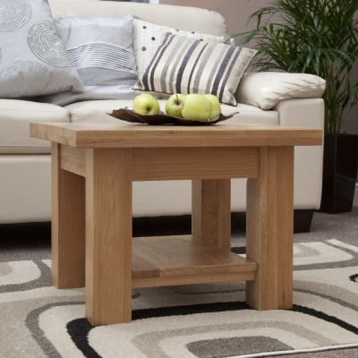 Homestyle GB Vermont Oak Small Coffee Table
