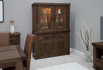 Homestyle GB Walnut Dresser - Small