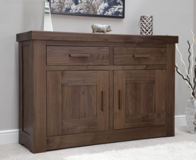 Homestyle GB Walnut Sideboard - 2 Door