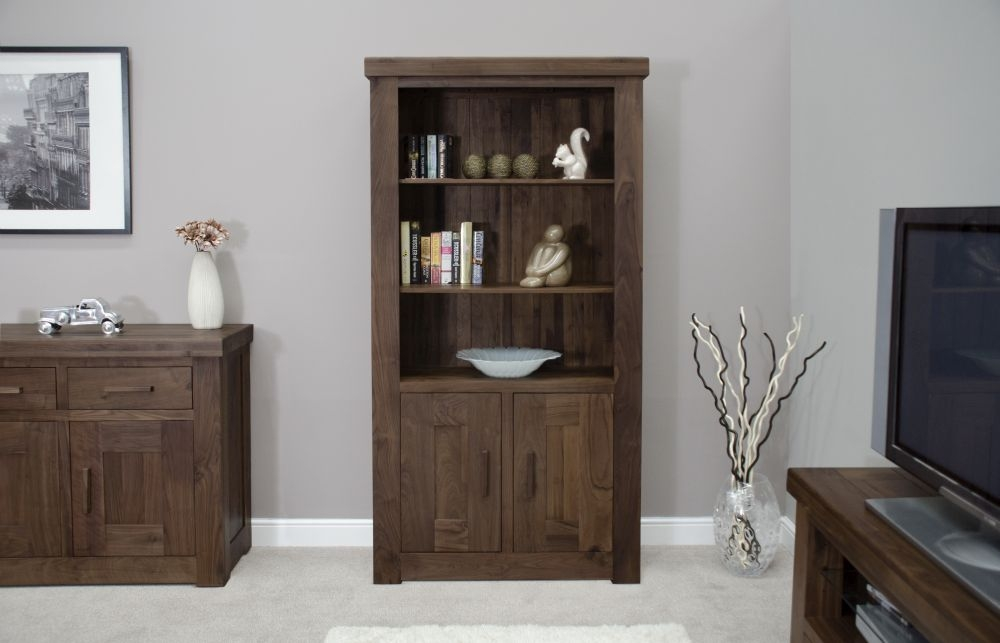 Homestyle GB Walnut Bookcase