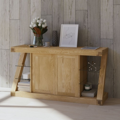 Homestyle GB Z Designer Oak Large Sideboard