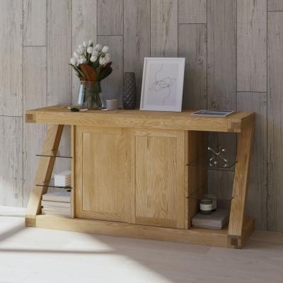 Homestyle GB Z Designer Oak Large Sideboard
