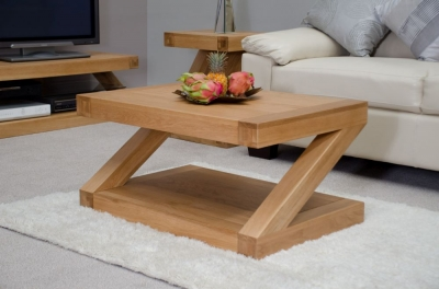 Homestyle GB Z Oak Designer Coffee Table