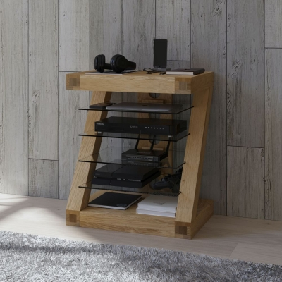 Homestyle GB Z Designer Oak Hifi Unit