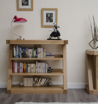 Homestyle GB Z Designer Oak Small Bookcase