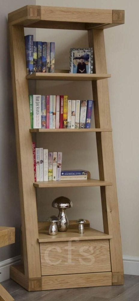 Homestyle GB Z Oak Designer Bookcase