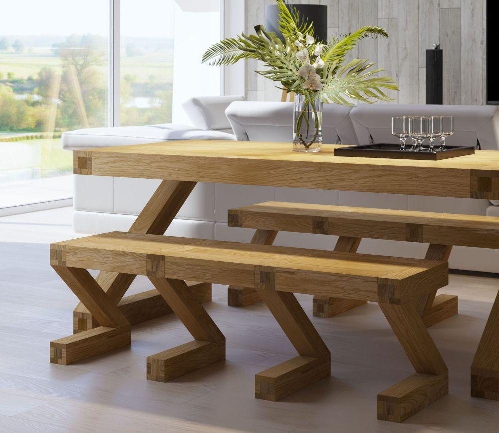 Homestyle GB Z Designer Oak Large Bench