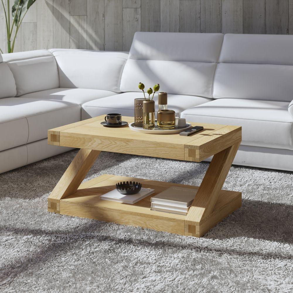 Homestyle GB Z Designer Oak Small Coffee Table