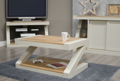 Homestyle GB Z Coffee Table - Painted