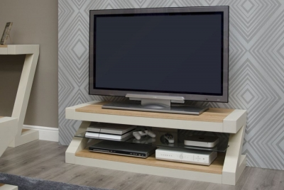 Homestyle GB Z Painted Plasma TV Cabinet