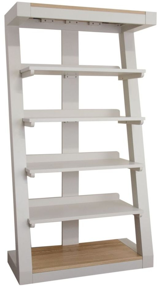 HomeStyle GB Z Painted Large Bookcase