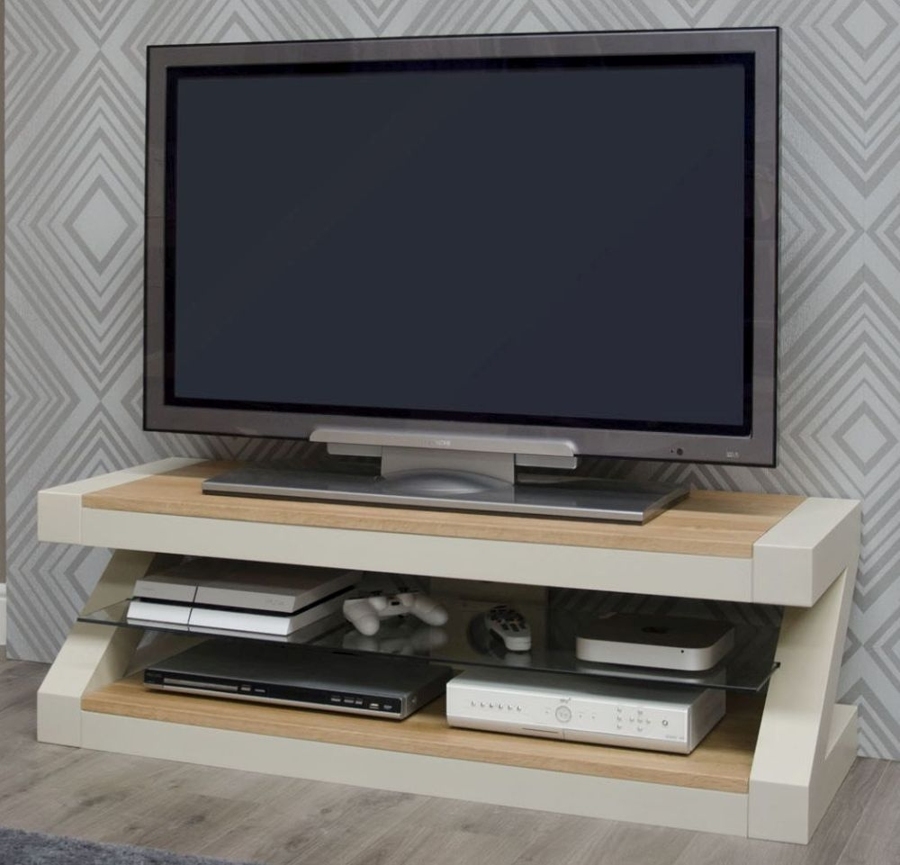 HomeStyle GB Z Painted Large TV Cabinet