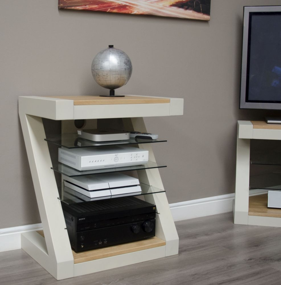 Homestyle GB Z Painted Hifi Cabinet