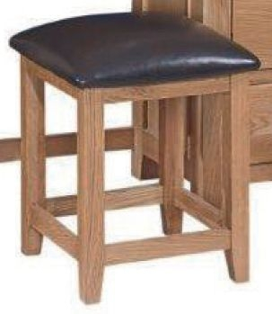 Appleby Oak Dressing Stool