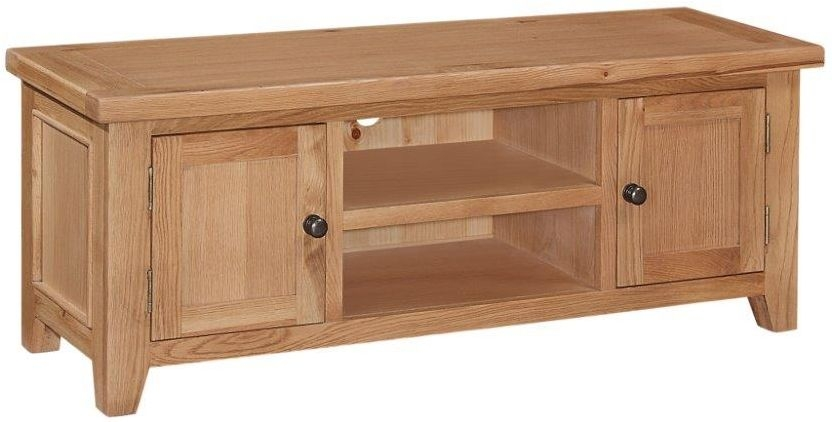 Appleby Oak 2 Door TV Unit
