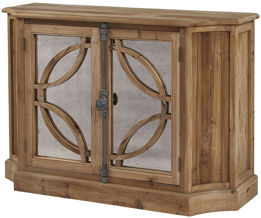 Asbury Reclaimed Pine Lattice Sideboard