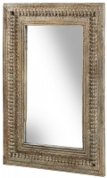 Columbia Reclaimed Teak Rectangular Mirror - 98cm x 150cm