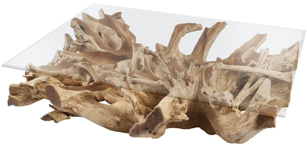 Fontana Tree Root Coffee Table